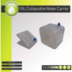 Yellowstone Collapsible Water Carrier - 10L